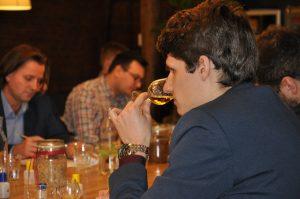 whisky, degustacja, dobra zabawa